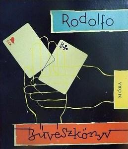 Rodolfo első Bűvészkönyve